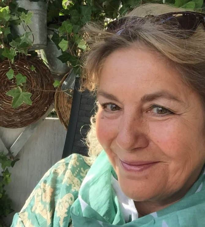 Inge Ahl - Sclerose rejse 2019